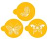 Mini Butterflies Designer Stencil