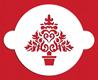 Christmas Tree Designer Stencil