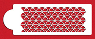 Art Deco Designer Stencil