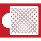 Deco Circles Miniprint Stencil