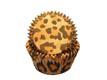 Leopard Print Standard Baking Cups