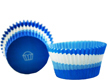 Blue Swirl Standard Baking Cups