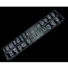Gothic Lowercase Clikstix Alphabet Cutter Set