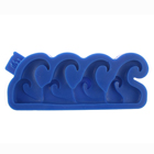 Sea Waves Silicone Border Mold