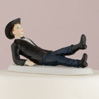 Western Groom Cake Topper - BRIDE SOLD SEPARATELY