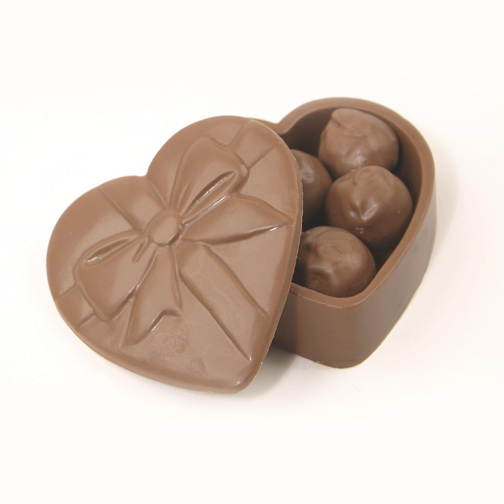 Chocolate Boxes from Box Candy Molds