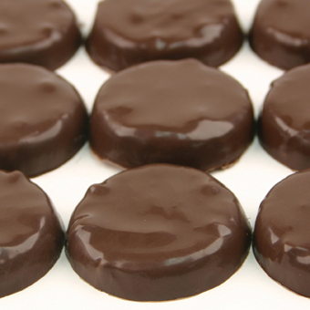 Molded Peppermint Patties