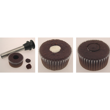 Instructions for Filling Standard Cupcakes
