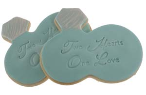 Wedding Ring Cookies