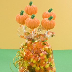 Pumpkin Sucker Bouquet