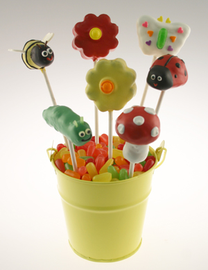 Garden Pops Country Kitchen SweetArt Cake Candy and Cookie Ideas