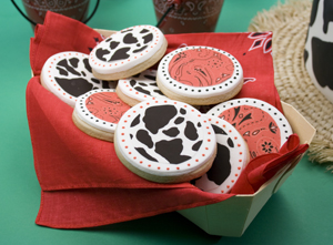 Barnyard Sugar Cookies