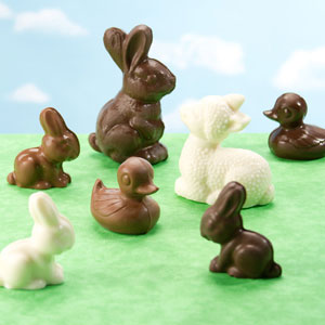 3D Easter Animals