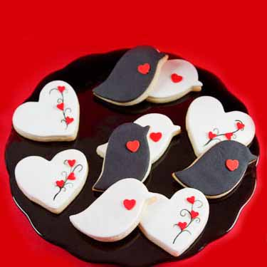 Love Birds Cookies