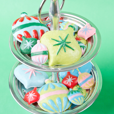Ornament Molded Candies