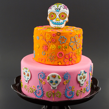 Day Of The Dead Cake Country Kitchen Sweetart Cake