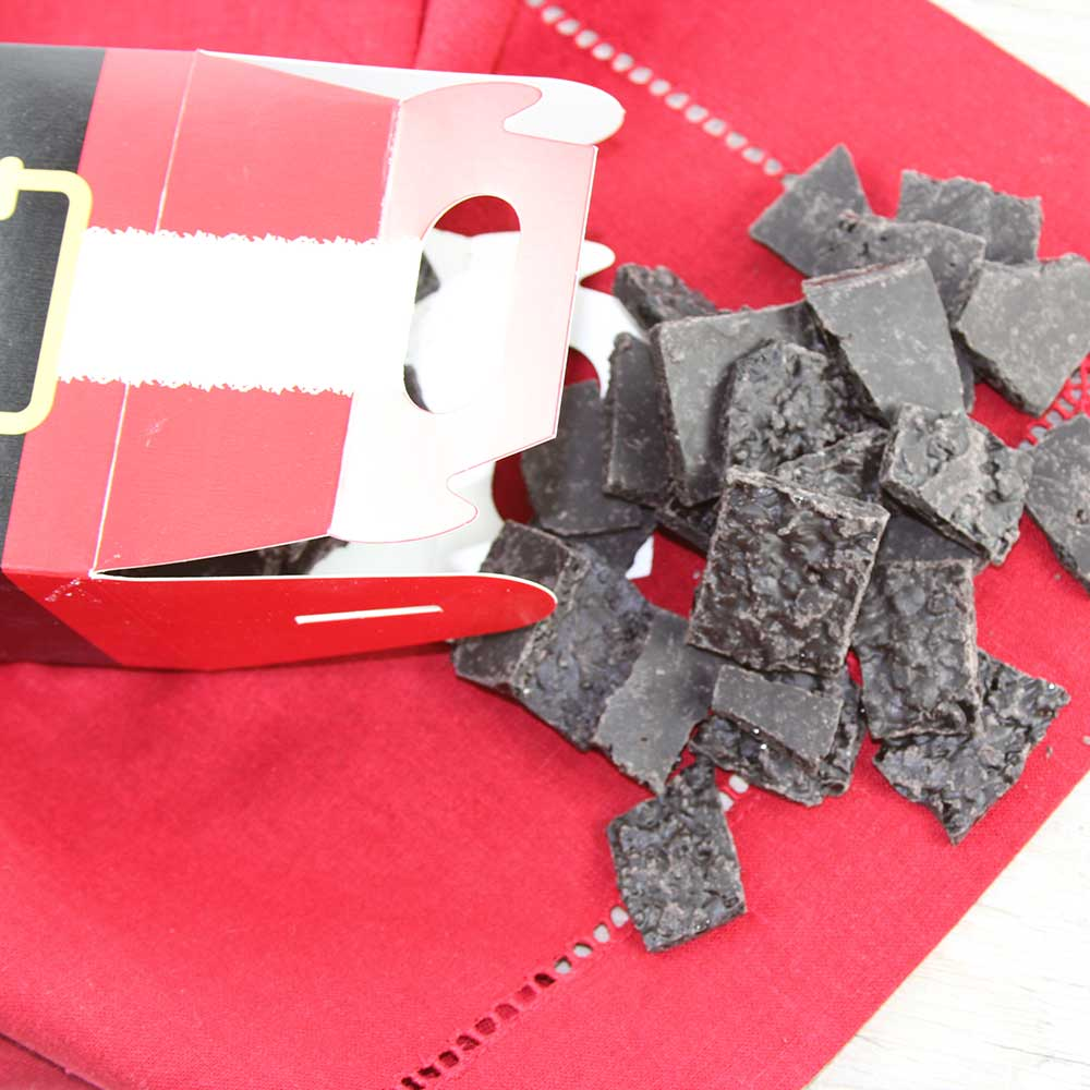 Black Cherry Bark Recipe (Santa's Coal)
