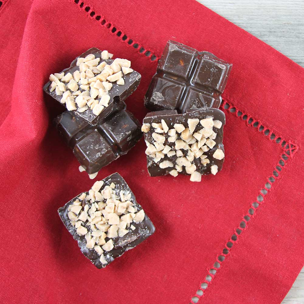 Chocolate Pecan Clusters Dunmore Candy Kitchen: Miscellaneous Candy Recipes