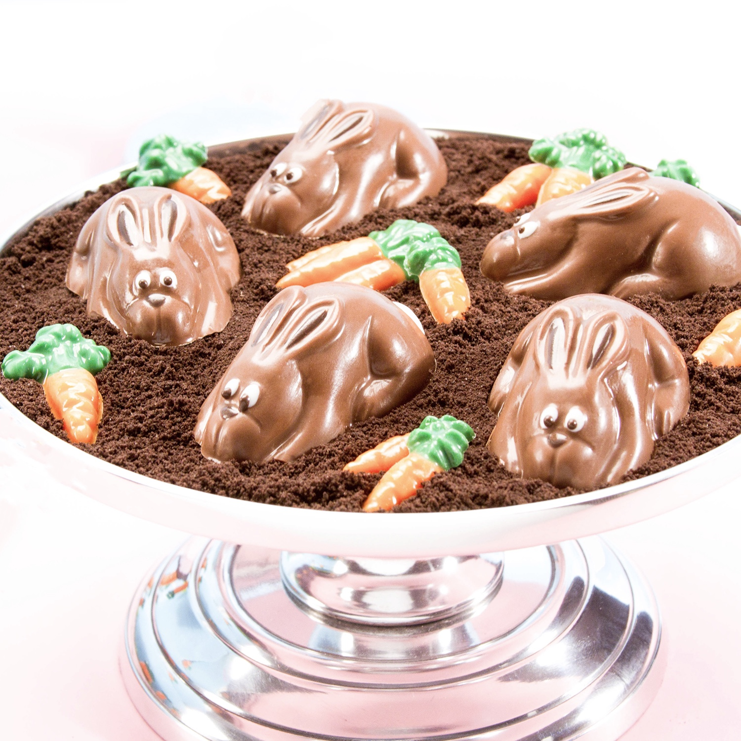 Chocolate Bunnies & Carrots
