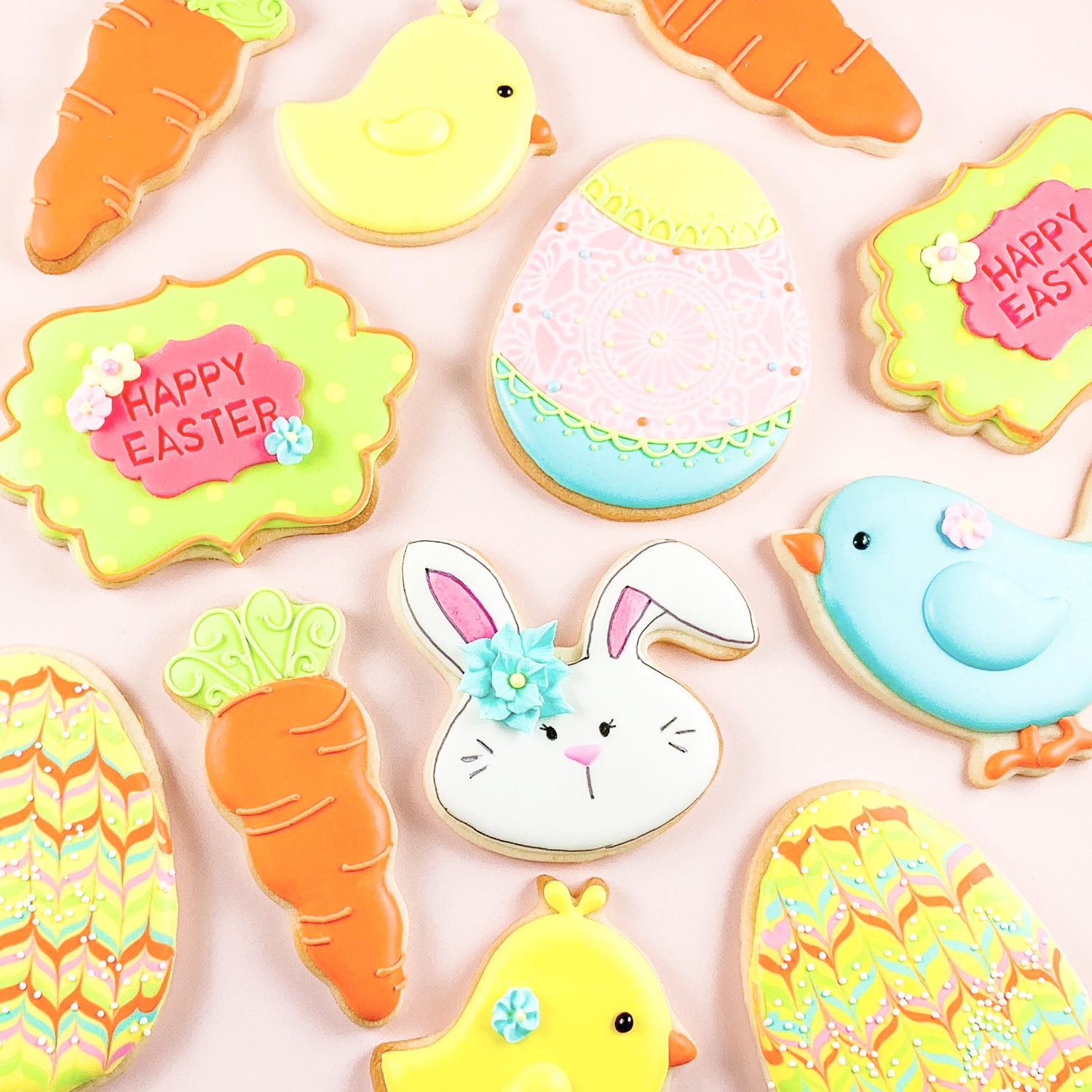 Easter Cookie Set