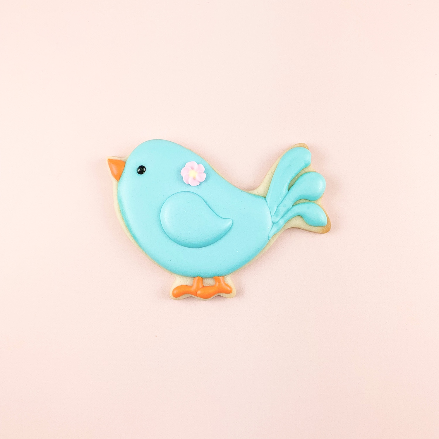 Blue Bird Cookie