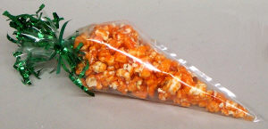 Candied Popcorn Carrot