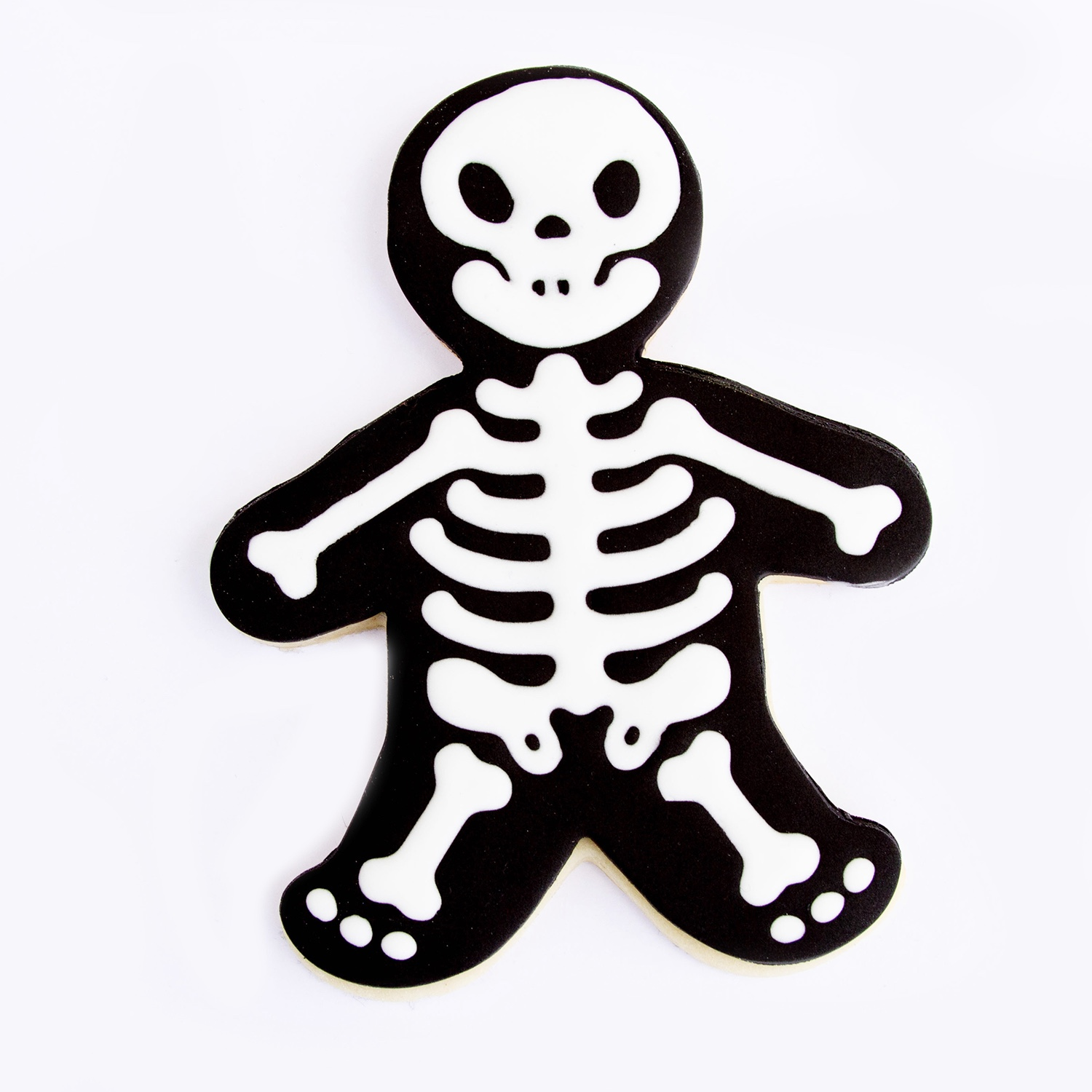 Skeleton Cookie