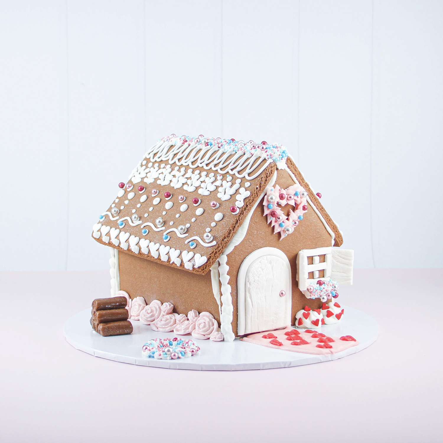 Girly Gingerbread House