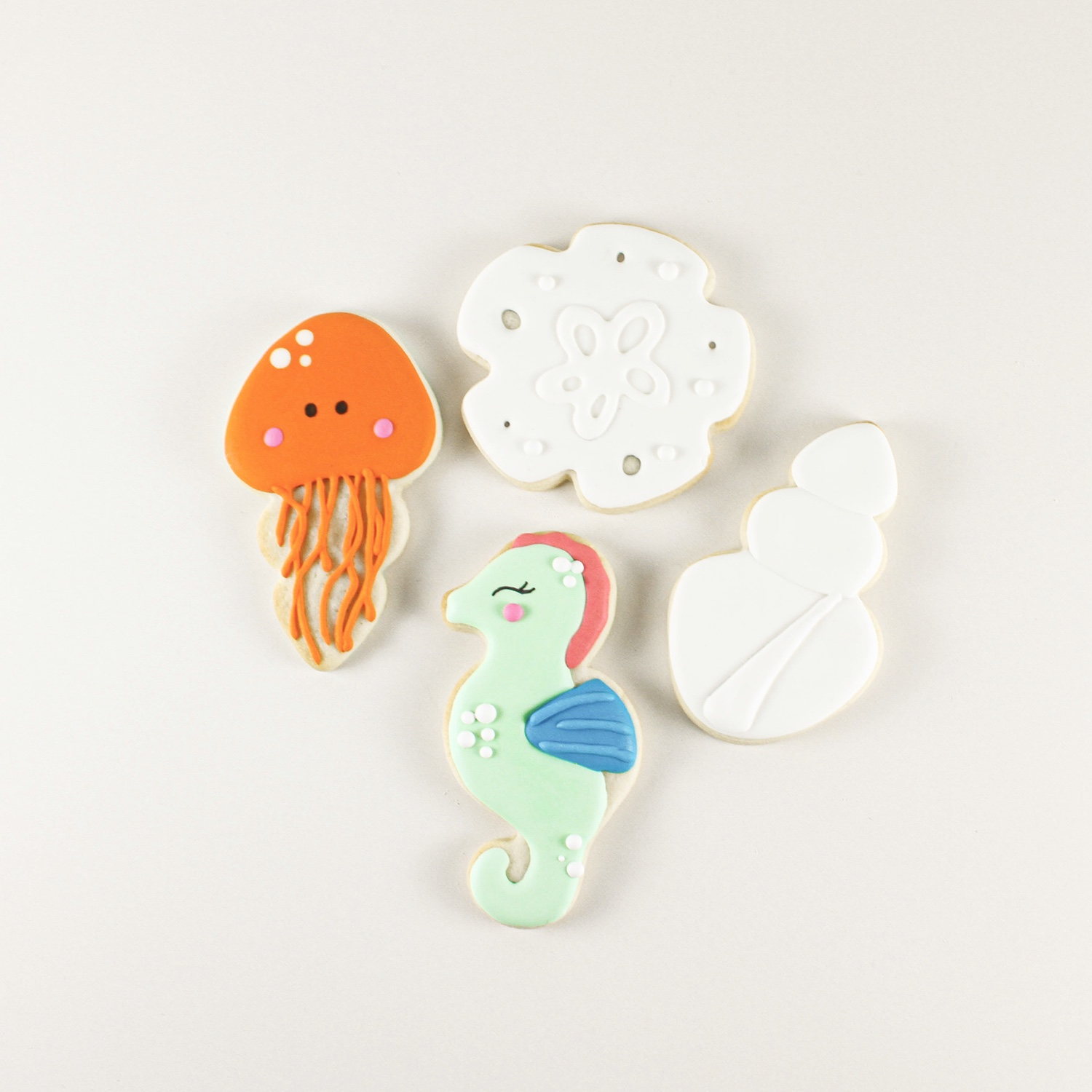 Sweet Sugarbelle Beach Cookies