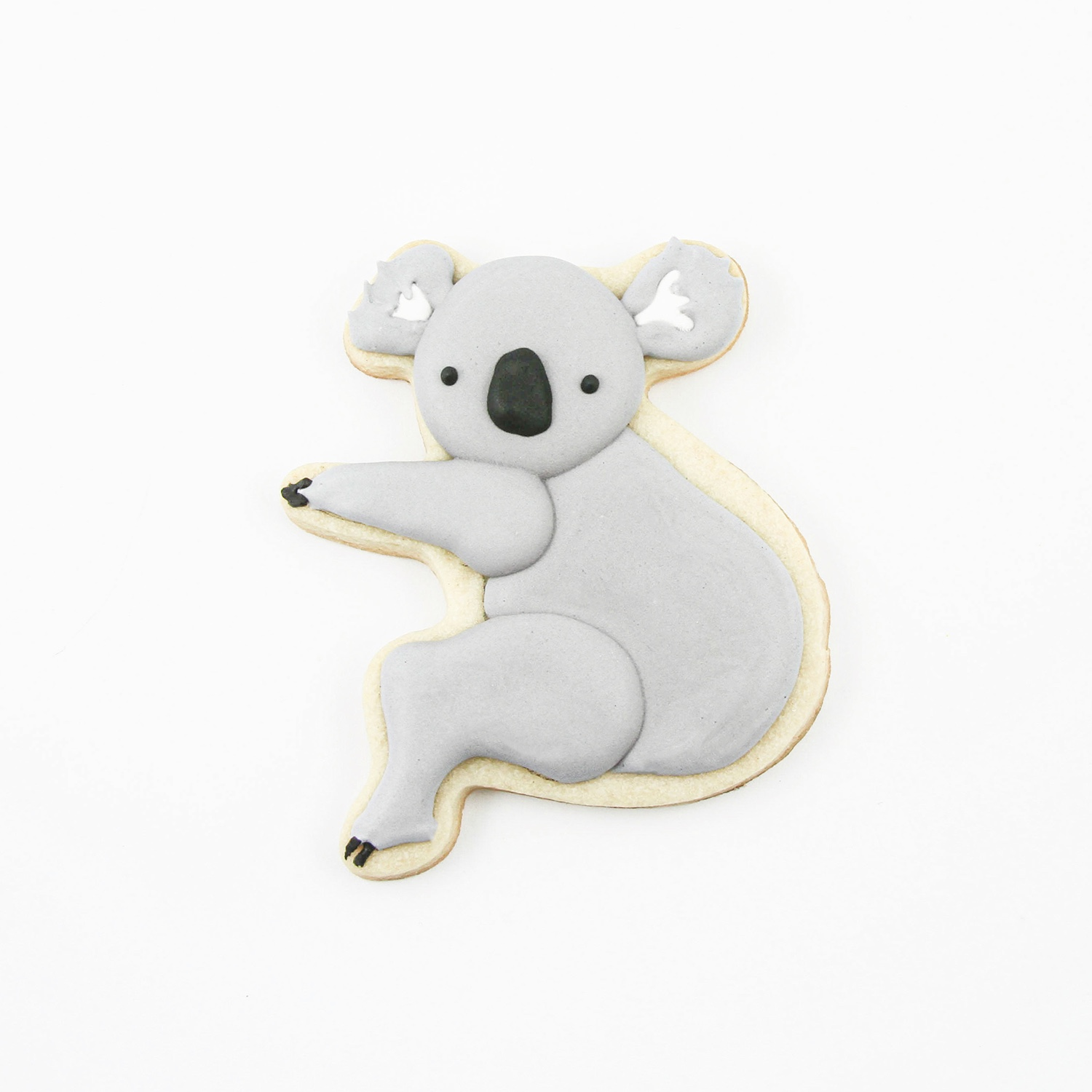 Koala Bear Royal Icing Cookie