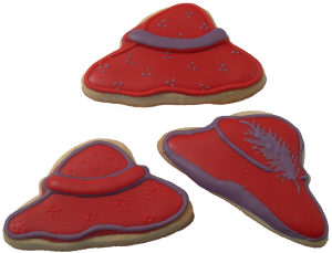 Red Hat Cookies