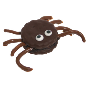 Chocolate Spider Cookie