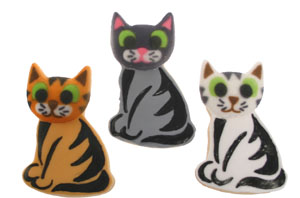 Sugar Layon Kitty Cookies
