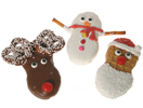 Nutter Butter® Santa Reindeer and Snowman