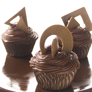 Decadent Chocolate Cupcakes
