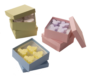 Easter Marshmallow Boxes