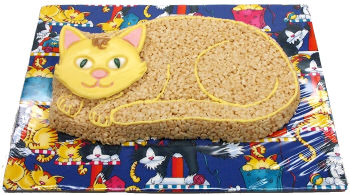 Kitty Cat Crispy Treat