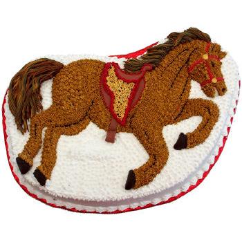 Western Horse Cake Country Kitchen Sweetart Cake Candy