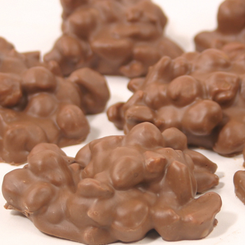 Caramel Pecan Mounds
