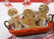 Gingerbread Man Bark