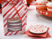 Peppermint Layered Bark Rounds