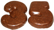 Jumbo Chocolate Molded Treat