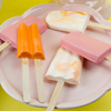 Creamsicle Candy Suckers