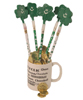 Shamrock Pencil Pops