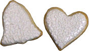 Filigree Wedding Cookies