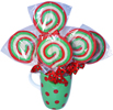 Lollipop Cookie Bouquet