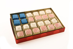 American Flag Candy Box