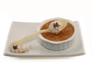 Creme Brulee with Tuile Spoon