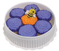 Flower Cupcakes With Bee