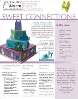Cake Decorating Newsletters